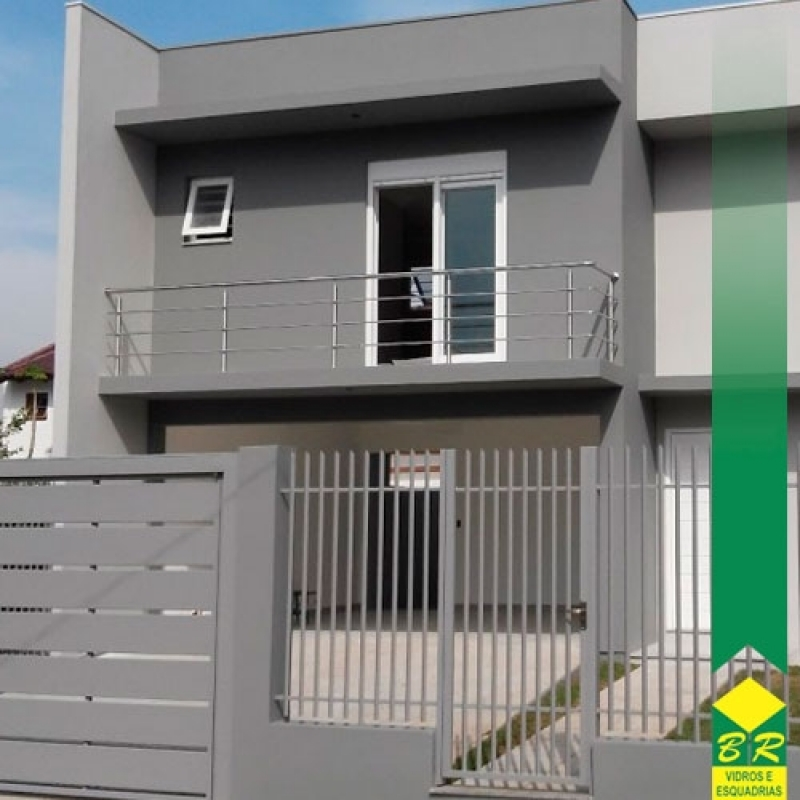 Comprar Fachada de Sobrado Além Ponte - Fachada de Casas