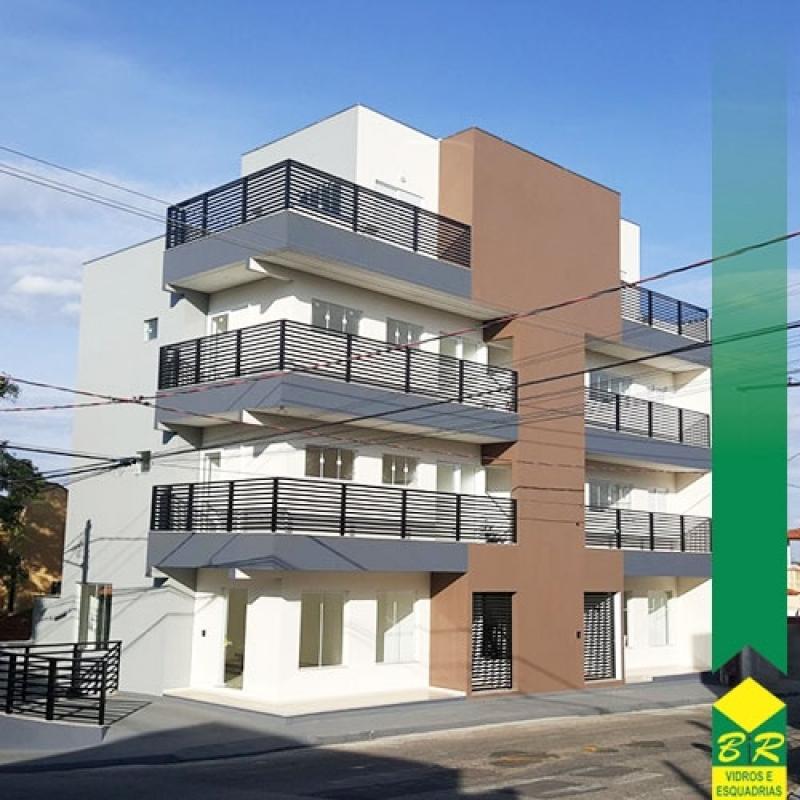 Esquadria Alumínio Preço Porto Feliz - Esquadria de Alumínio para Janelas
