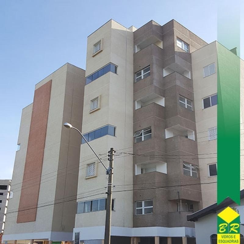Esquadria Alumínio Vila Jardini - Esquadria Alumínio Anodizado