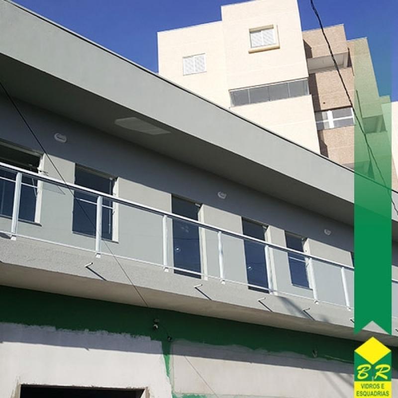Guarda Corpo para Sacada Jardim Sandra - Guarda Corpo para Escada
