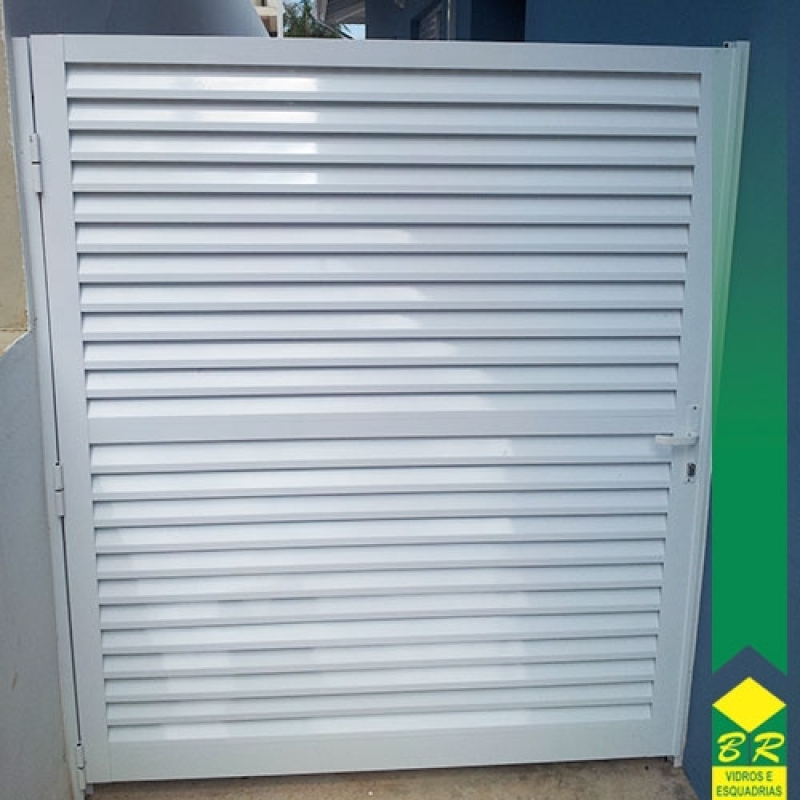 Onde Comprar Esquadria Alumínio Anodizado Jardim Itanguá - Esquadria Alumínio Porta