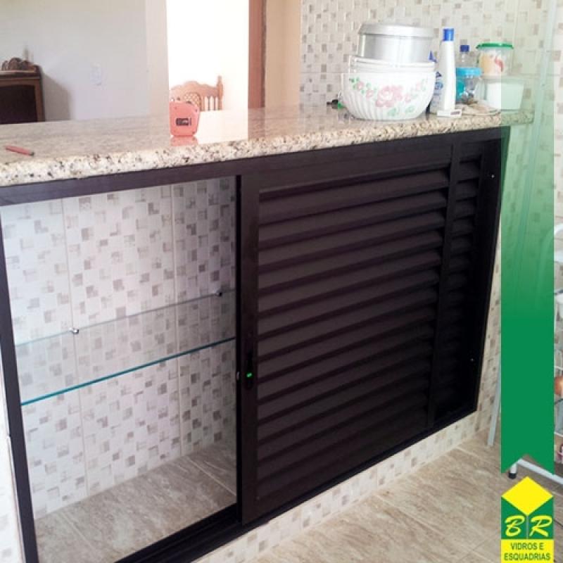 Onde Comprar Esquadria Alumínio Preto Laranjal Paulista - Esquadria Alumínio Anodizado