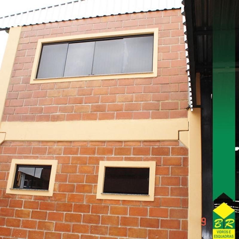 Orçamento de Vidro Temperado Kit Janela Jardim Itanguá - Vidro Temperado para Divisória