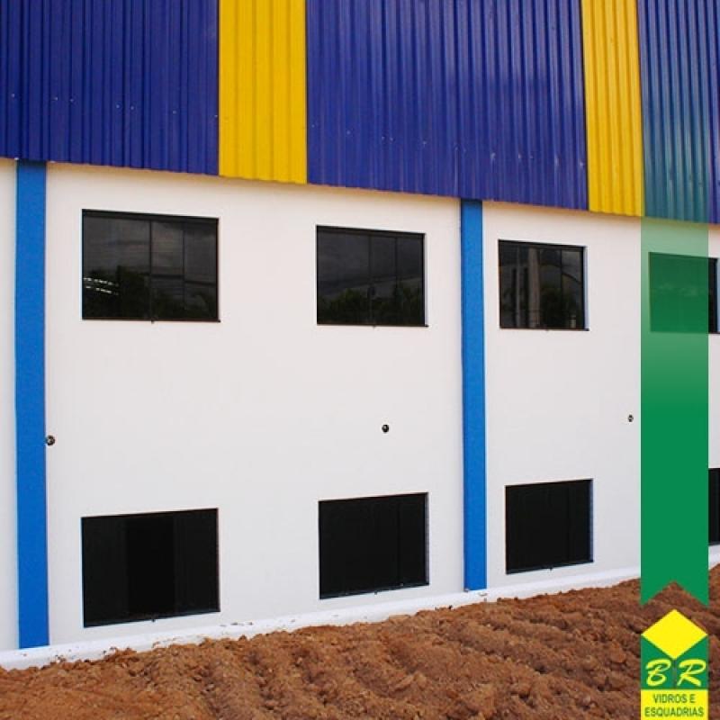 Orçamento de Vidro Temperado para Janela Itaí - Vidro Temperado para Corrimão