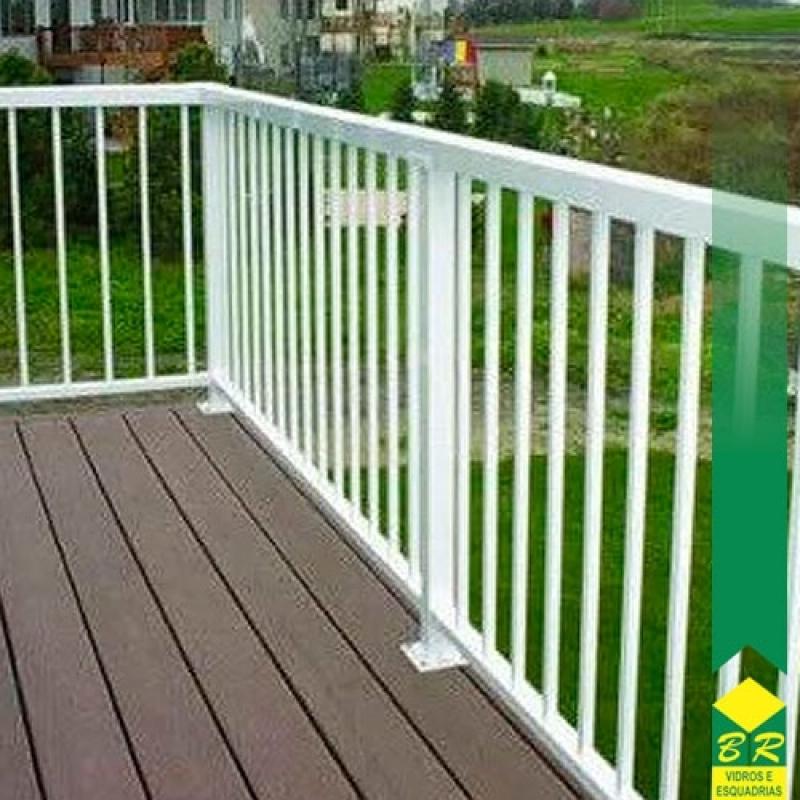 Quanto Custa Guarda Corpo para Deck Vila Jardini - Guarda Corpo para Piscina
