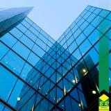 comprar fachada pele de vidro Cesário Lange