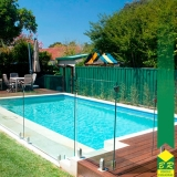 empresa de guarda corpo para piscina Conchas