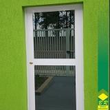 esquadria alumínio porta