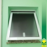 esquadria de alumínio para janelas