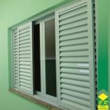 onde comprar esquadria de alumínio para janelas Paranapanema
