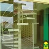 orçamento de vidro temperado janela Vila Jardini