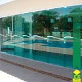 orçamento de vidro temperado para cozinha Iperó