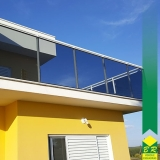valor de esquadria de alumínio panorama Jardim Sandra