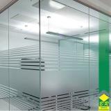 venda de vidro temperado kit janela Parque Campolim