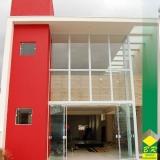 venda de vidro temperado para porta Itaí