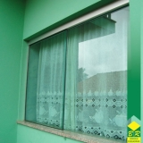 vidro temperado janela Parque Campolim