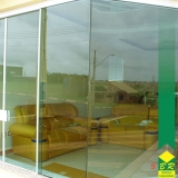 vidro temperado para janela valor Araçoiabinha