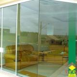 vidro temperado para janela valor Paranapanema