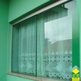 vidro temperado para janela Tietê