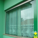 vidro temperado para janela Cerrado