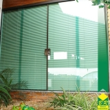 vidros temperados janela Vila Jardini