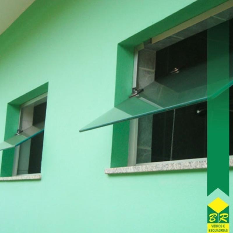Venda de Vidro Temperado Janela Piraju - Vidro Temperado para Portas e Janelas