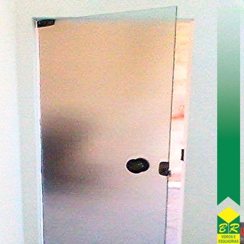 Venda de Vidro Temperado para Portas e Janelas Além Ponte - Vidro Temperado para Escada